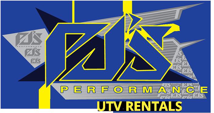 PJ's Performance UTV Rentals